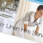 Professional Linen Services website