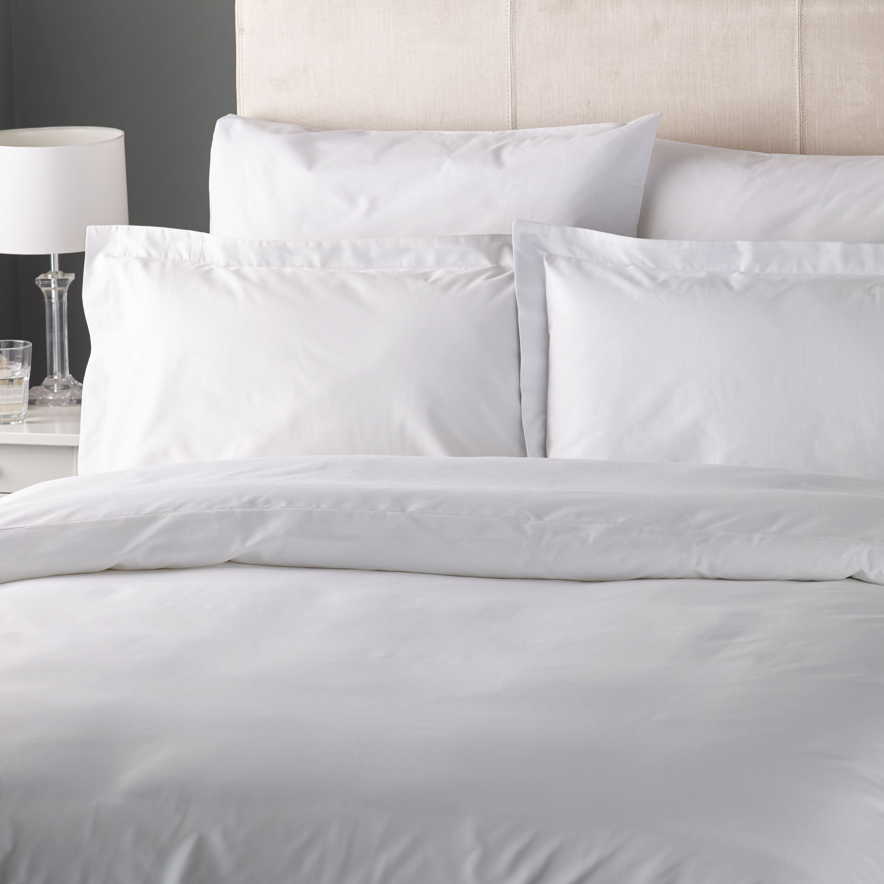 Performance bed linen