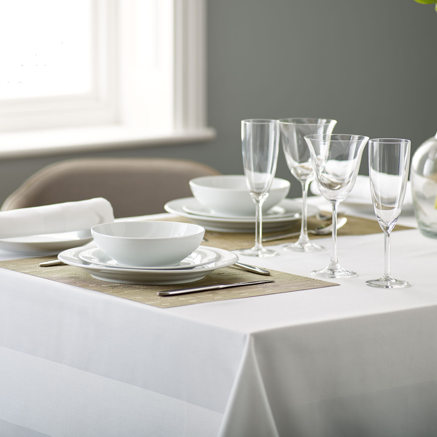 Ivyleaf table linen set