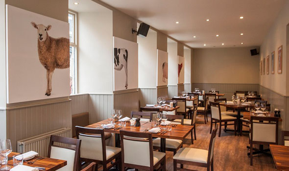 Field House Grill Restaurant Edinburgh