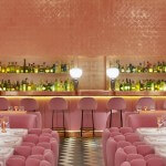 Interior of Sketch London, designed by India Mahdavi